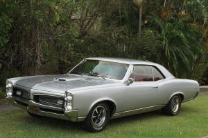 1967 Pontiac GTO Numbers Matching PHS Documented in QLD