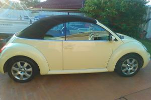 VW Beetle 2003 Cabriolet in NSW