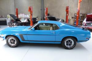 1970 Mustang Fastback Very Rare Grabber Special Edition Immaculate Stunning