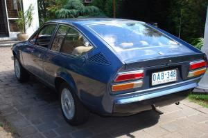 Alfa Romeo Alfetta GT 1976 First OF THE 116 Series in VIC