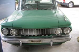 Rambler Classic 1961 NOT Ford Chev Hotrod in NSW Photo