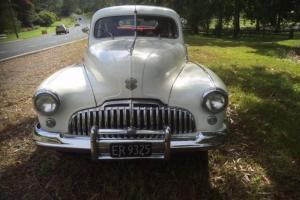 Buick 1947 Straight Eight