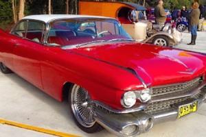 1959 Cadillac Coupe 6200 LS1 Chev RAT ROD Lowrider Custom