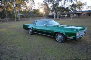 Cadillac Eldorado 1970 in QLD