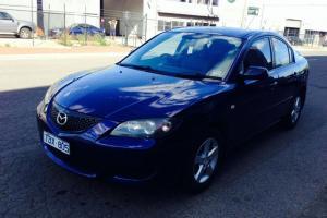 Mazda 3 NEO 2004 4D Sedan Automatic 2L Multi Point F INJ 5 Seats in VIC