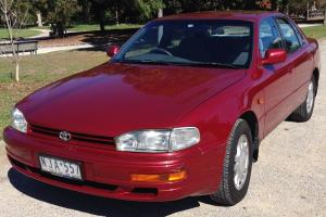 Toyota Camry Ultima 1994 4D Sedan Automatic 2 2L Electronic F INJ Seats in VIC