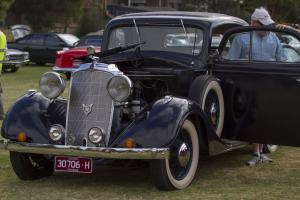 Vauxhall 1936 BX Coupe in VIC