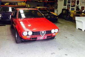 Alfa Romeo Alfetta GTV Road Club Sprint CAR
