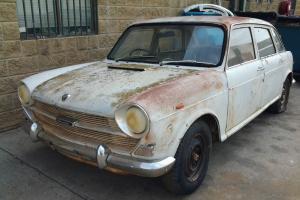 Austin 1800 Sedan Collector Barn Find in NSW