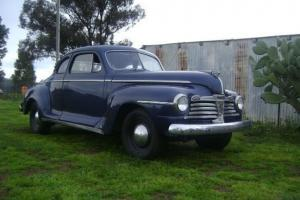 1942 Plymouth Coupe Classic HOT ROD Ford Chevrolet Mercury 1932 1934 1940 Holden in NSW