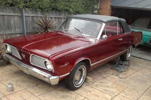 Plymouth Valiant 1966 Factory V8 Convertible in VIC
