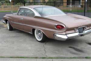 1961 Dodge Polara Mopar Chrysler Plymouth Wild Space AGE Design in VIC