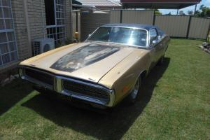 Dodge Charger 1972 SE Numbers Matching in QLD