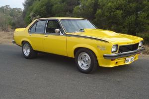 LH SLR Torana Factory V8 Super Clean Suit 5000 A9X LX Hatch GTR SS Buyer in SA Photo