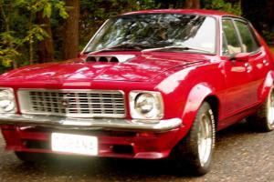 Stunning Rare LJ V8 253 Holden Torana 4 Speed Drives Brilliant Sounds Awesome Photo