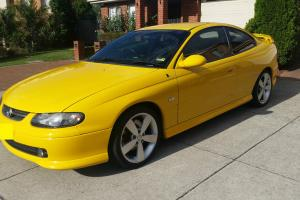 Holden Monaro CV8 V2 2003 2D Coupe Automatic 5 7L F INJ Rego FEB 2017 AND RWC in VIC