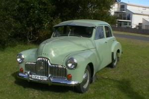 Holden FX 48 215 in NSW