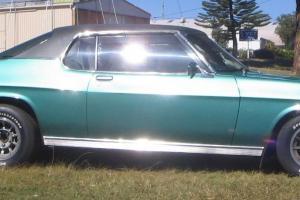 HQ Holden Monaro Photo