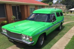 1976 HX Holden Sandman NOT A Replica in QLD