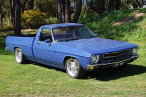 Holden HZ 1 Tonner TUB Rear IRS Suspension Injected 308 4 Spped Auto Clean in VIC