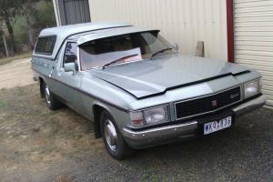 Holden WB UTE Photo