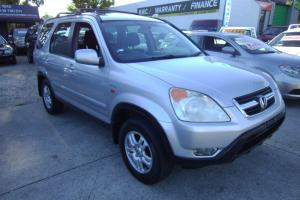 Honda CRV 4x4 Sport 2002 4D Wagon Automatic 2 4L Multi Point F INJ 5 in VIC