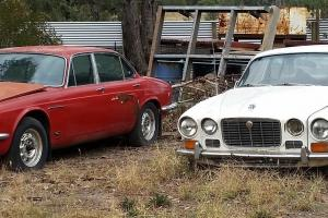 3 Jaguars TO DO UP AND Parts in VIC