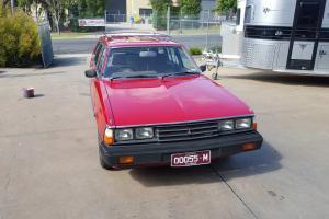 Sleeper 1981 V6 Sigma Wagon in VIC