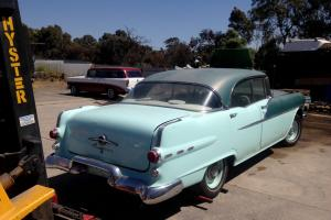 1956 Pontiac Catalina 4DOOR Hardtop Original Condition Excellent Patina Drives