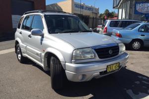 2003 Suzuki Grand Vitara 4x4 Manual Warranty Long Rego LOW KMS in NSW