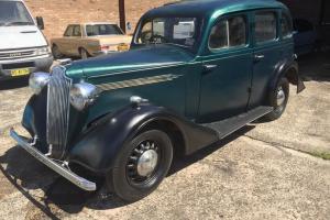 1937 Vauxhall Model 14 DX HOT ROD Twin Suicide Doors Sedan Deceased Estate