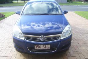 Holden Astra CD 2007 5D Hatchback Automatic 1 8L Multi Point F INJ 5 Seats in QLD