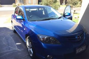 Mazda 3 SP23 2005 5D Hatchback Manual 2 3L Multi Point F INJ 5 Seats