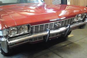 Chevrolet: Impala SS427
