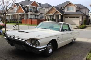 Ford: Thunderbird Hardtop