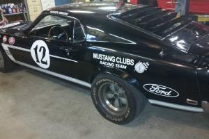 Ford: Mustang True Boss 302 Race Car