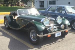 Jaguar: SS100 REPLICA (aluminum body, 4spd o/d, 4.2 litre)