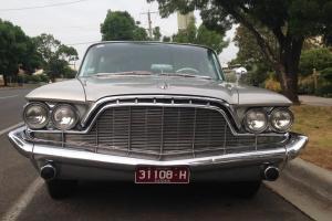 1960 Desoto Adventurer BIG Block Power Chrysler Push Button Auto in VIC