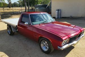 1978 HZ Holden ONE Tonner UTE MAY Suit HQ HJ HX Buyer in NSW