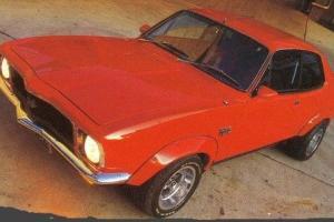 1973 LJ GTR Torana in NSW