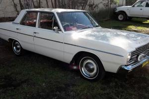 Chrysler 1968 4D Sedan Manual 3 7L Carb Seats in NSW