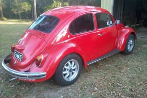 69 VW Beetle in QLD