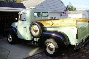 1952 International D22 Pick-up Truck