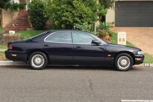 Mazda 929 76000K'S 4WHEEL Steer ABS Leather Sunroof Best ONE Left JAP Limo 92 in NSW Photo