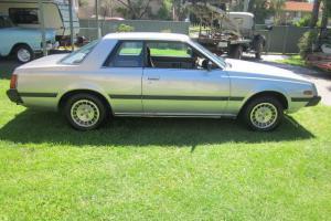 1980 Mitsubishi Scorpion Coupe Hotrod Ratrod Delorian