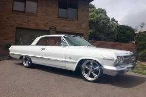 1963 Chev Impala Coupe in VIC