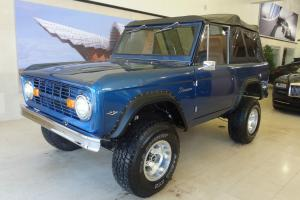 Ford: Bronco Convertible
