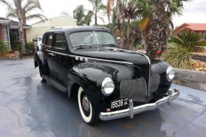 1940 Desoto Sedan Hotrod NOT Ford Chevrolet RAT ROD Custom Buick Cadillac in VIC