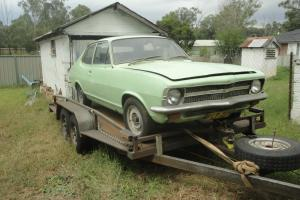 1971 Holden Torana LC 2 Door 192CI Motor Suit XU 1 Rebuild Good Interior in NSW Photo