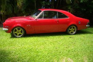 Holden Monaro HT GTS